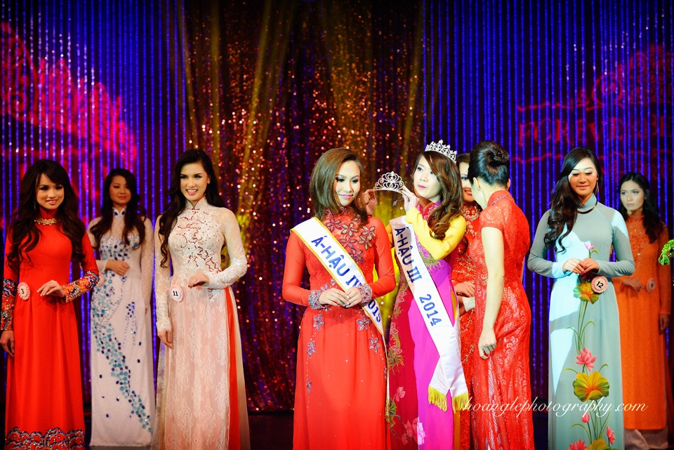 Hoa Hậu Áo Dài Bắc Cali 2015 - Pageant Day pictures by Hoang Le - Image 245