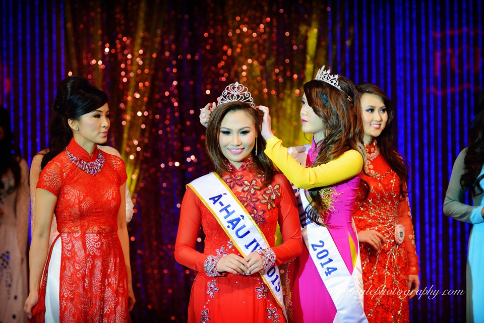 Hoa Hậu Áo Dài Bắc Cali 2015 - Pageant Day pictures by Hoang Le - Image 246