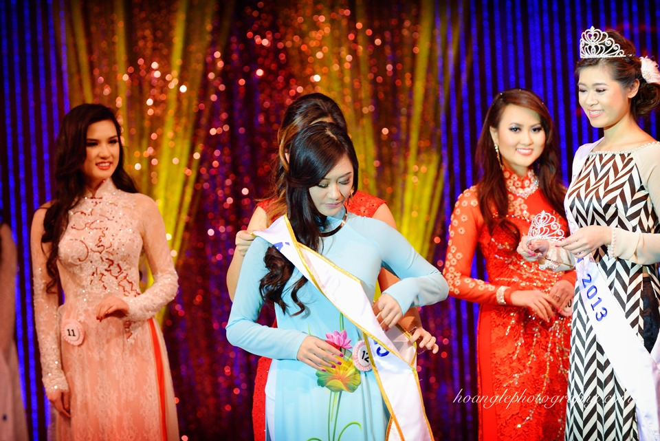 Hoa Hậu Áo Dài Bắc Cali 2015 - Pageant Day pictures by Hoang Le - Image 248