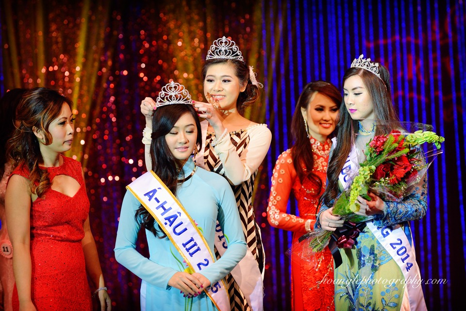 Hoa Hậu Áo Dài Bắc Cali 2015 - Pageant Day pictures by Hoang Le - Image 249