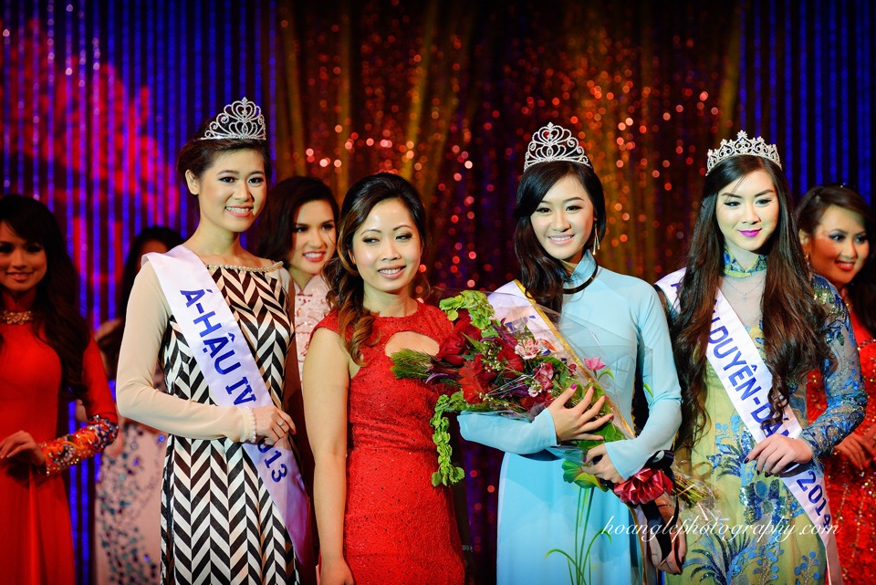 Hoa Hậu Áo Dài Bắc Cali 2015 - Pageant Day pictures by Hoang Le - Image 250