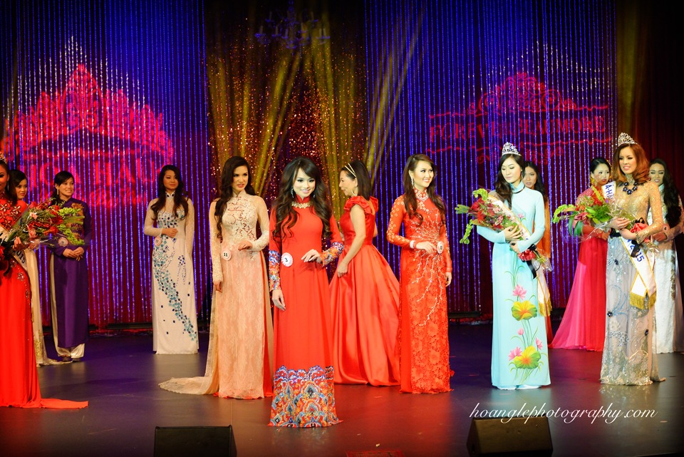 Hoa Hậu Áo Dài Bắc Cali 2015 - Pageant Day pictures by Hoang Le - Image 251