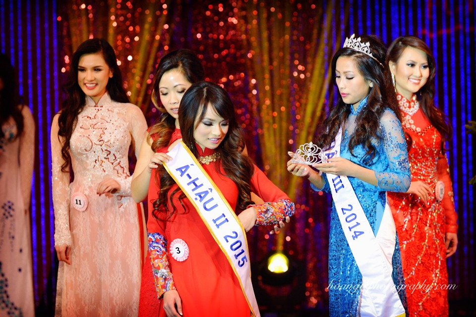 Hoa Hậu Áo Dài Bắc Cali 2015 - Pageant Day pictures by Hoang Le - Image 252