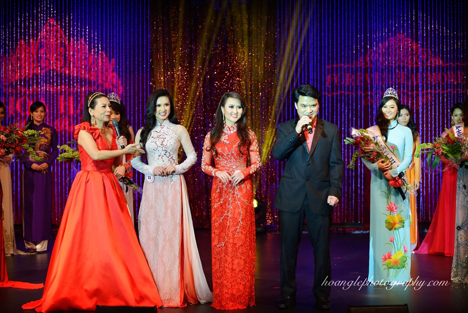 Hoa Hậu Áo Dài Bắc Cali 2015 - Pageant Day pictures by Hoang Le - Image 255