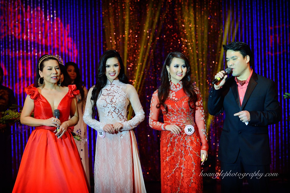 Hoa Hậu Áo Dài Bắc Cali 2015 - Pageant Day pictures by Hoang Le - Image 256
