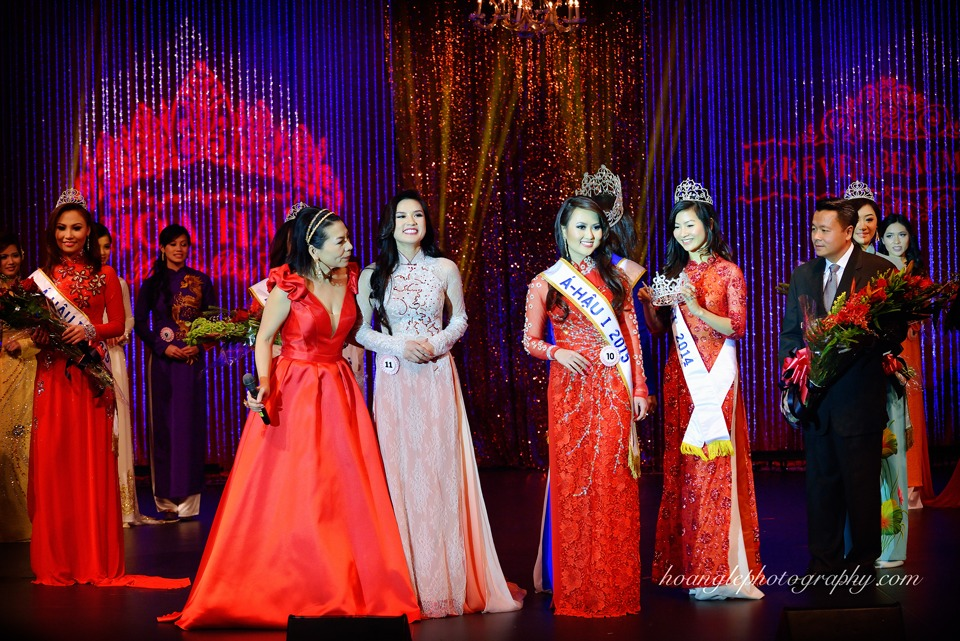 Hoa Hậu Áo Dài Bắc Cali 2015 - Pageant Day pictures by Hoang Le - Image 258
