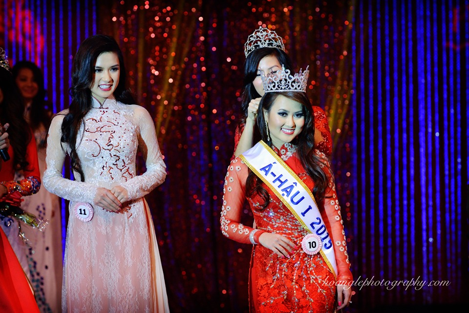 Hoa Hậu Áo Dài Bắc Cali 2015 - Pageant Day pictures by Hoang Le - Image 259