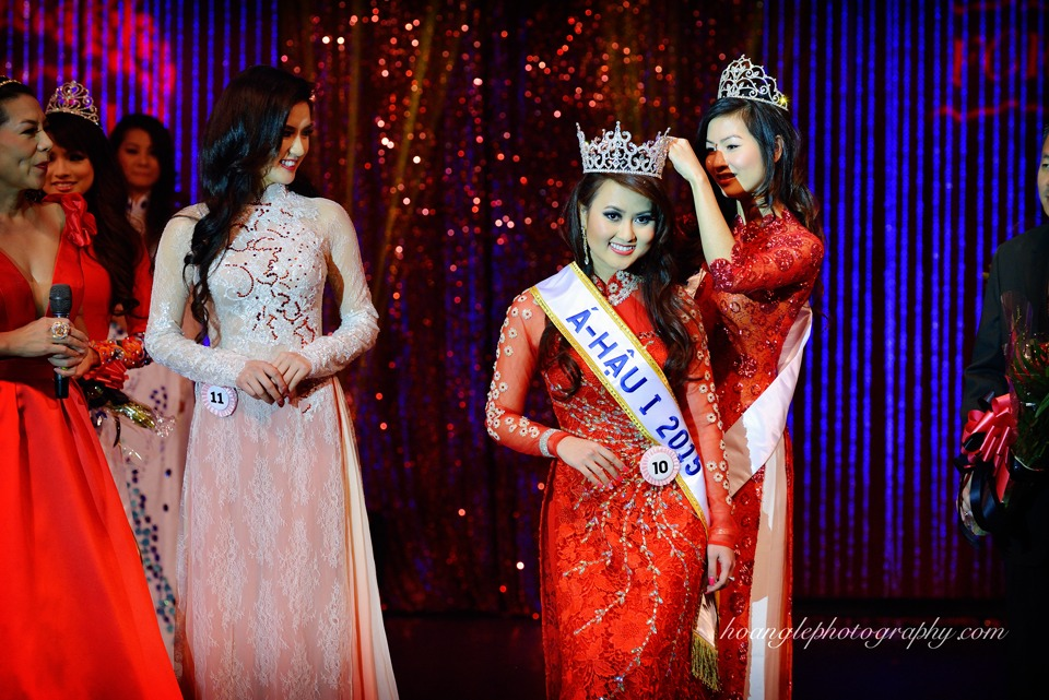 Hoa Hậu Áo Dài Bắc Cali 2015 - Pageant Day pictures by Hoang Le - Image 261