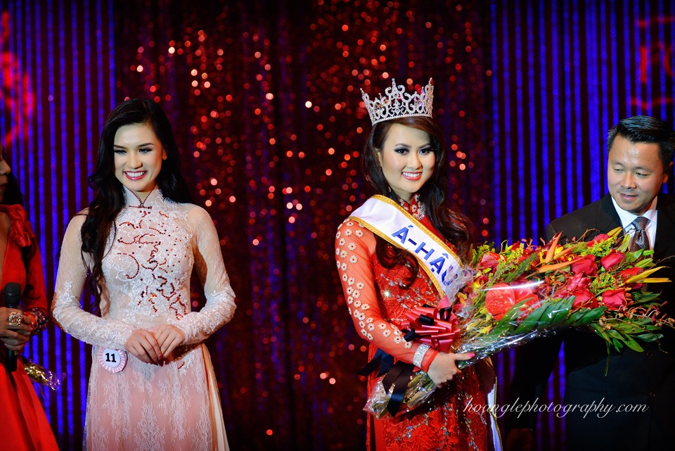 Hoa Hậu Áo Dài Bắc Cali 2015 - Pageant Day pictures by Hoang Le - Image 262