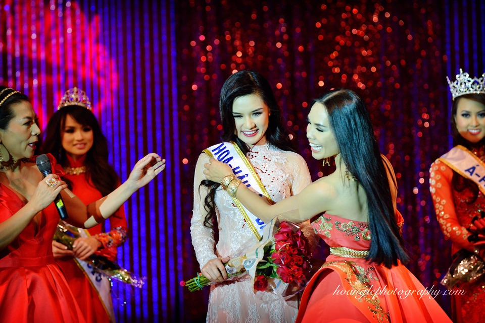 Hoa Hậu Áo Dài Bắc Cali 2015 - Pageant Day pictures by Hoang Le - Image 263
