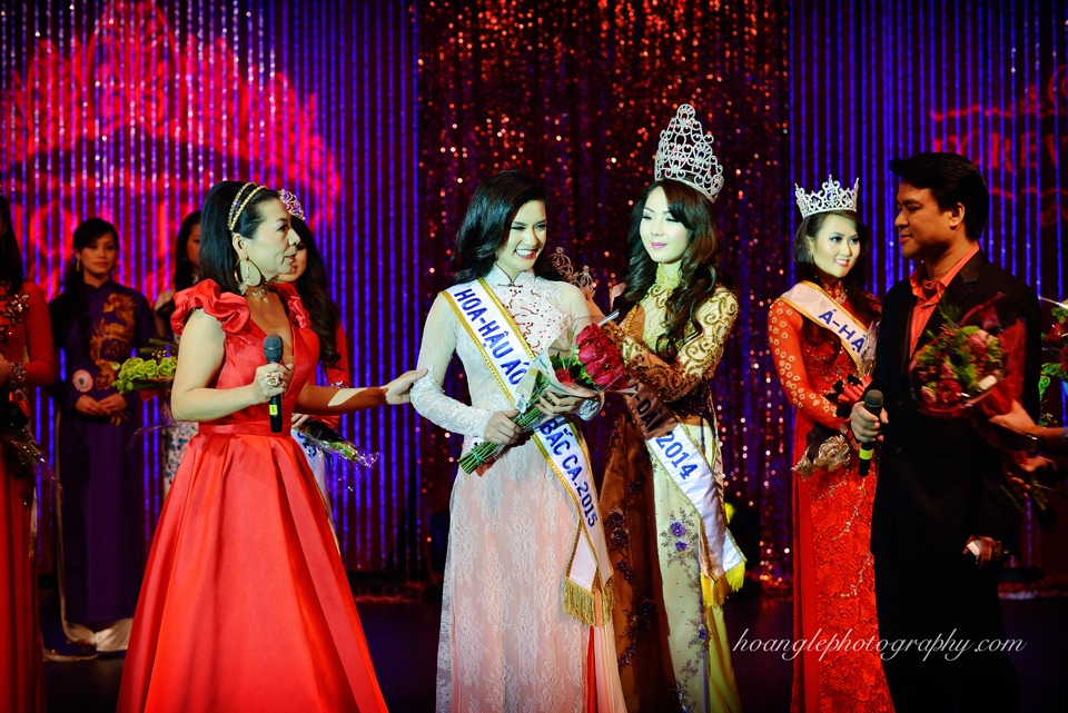 Hoa Hậu Áo Dài Bắc Cali 2015 - Pageant Day pictures by Hoang Le - Image 265