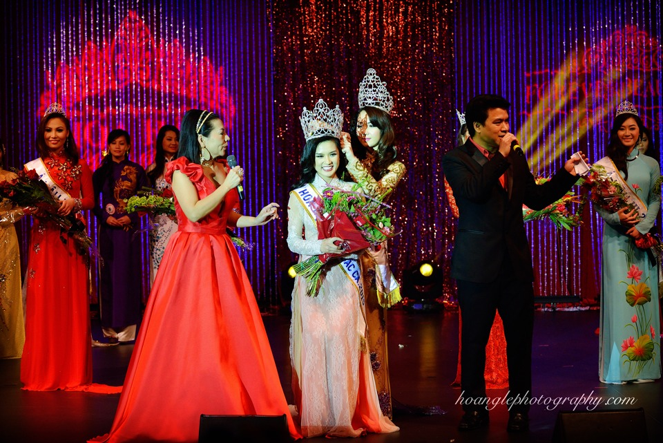 Hoa Hậu Áo Dài Bắc Cali 2015 - Pageant Day pictures by Hoang Le - Image 267