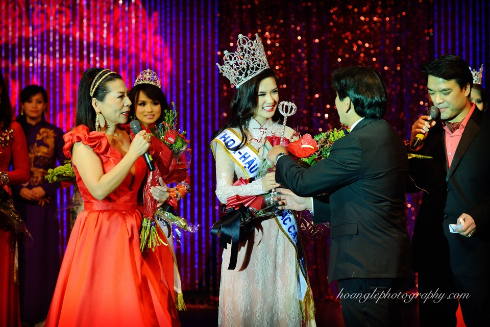 Hoa Hậu Áo Dài Bắc Cali 2015 - Pageant Day pictures by Hoang Le - Image 272