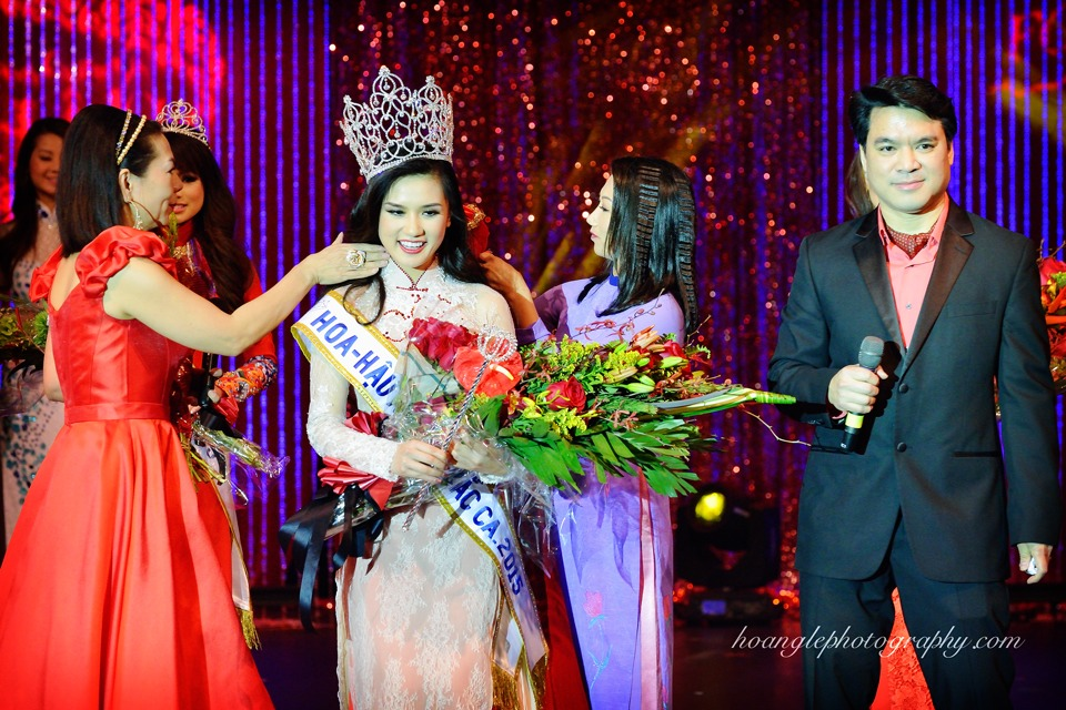Hoa Hậu Áo Dài Bắc Cali 2015 - Pageant Day pictures by Hoang Le - Image 273