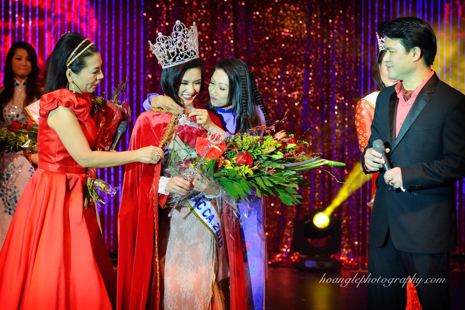 Hoa Hậu Áo Dài Bắc Cali 2015 - Pageant Day pictures by Hoang Le - Image 274