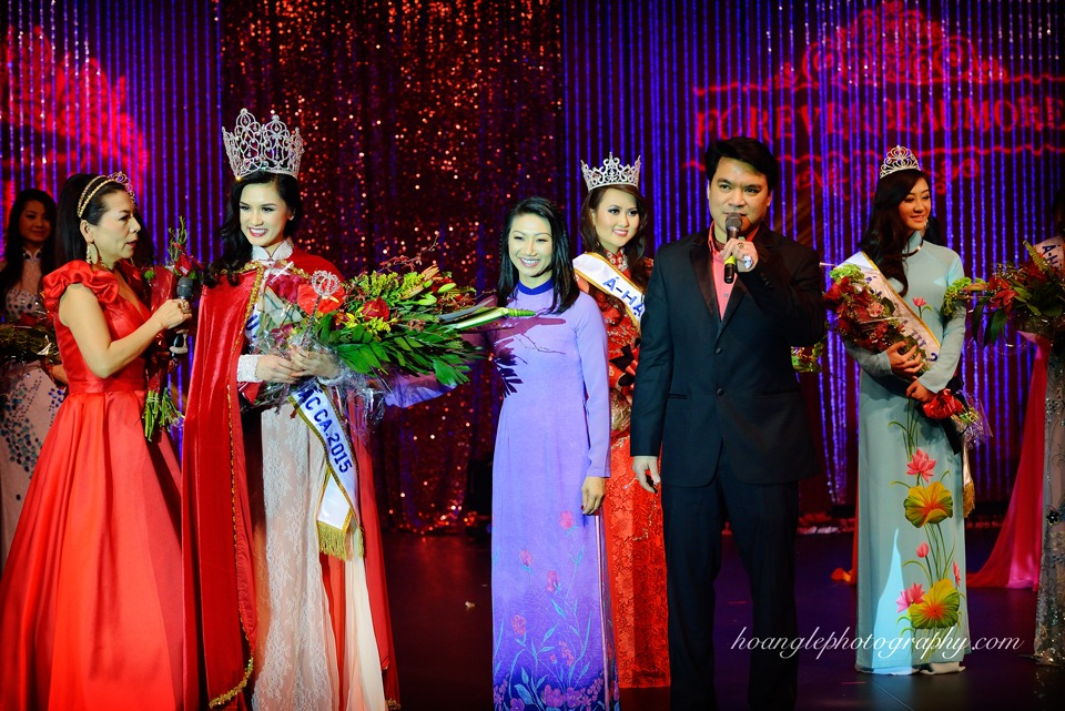 Hoa Hậu Áo Dài Bắc Cali 2015 - Pageant Day pictures by Hoang Le - Image 275