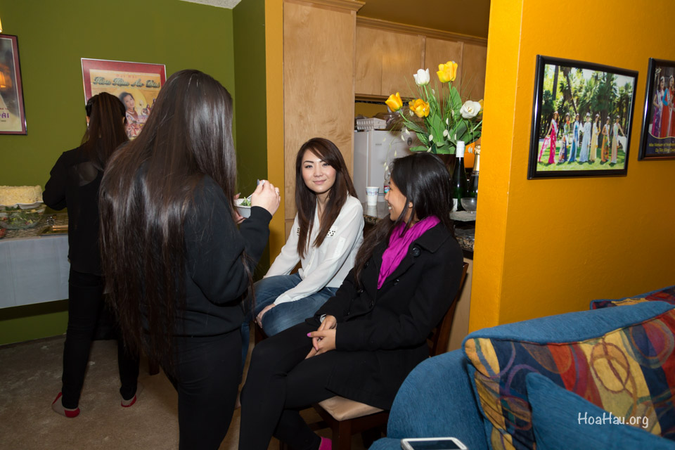 Miss Vietnam of Northern California 2015 - Pageant Committee Appreciation Dinner - Image 106