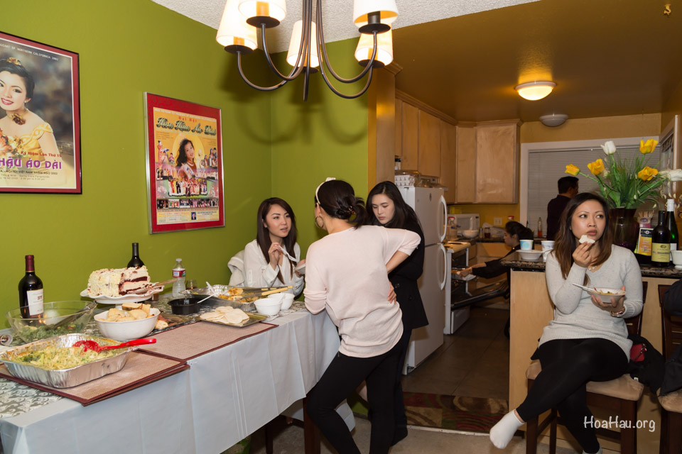 Miss Vietnam of Northern California 2015 - Pageant Committee Appreciation Dinner - Image 111