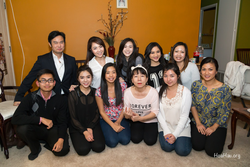 Miss Vietnam of Northern California 2015 - Pageant Committee Appreciation Dinner - Image 119