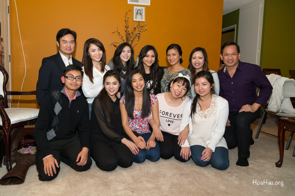 Miss Vietnam of Northern California 2015 - Pageant Committee Appreciation Dinner - Image 120