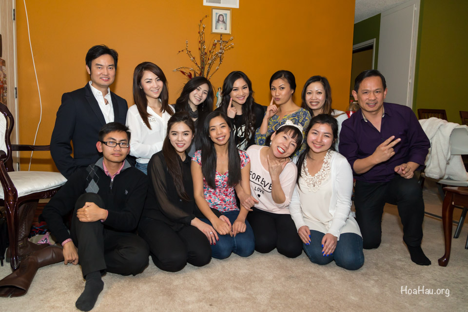 Miss Vietnam of Northern California 2015 - Pageant Committee Appreciation Dinner - Image 121
