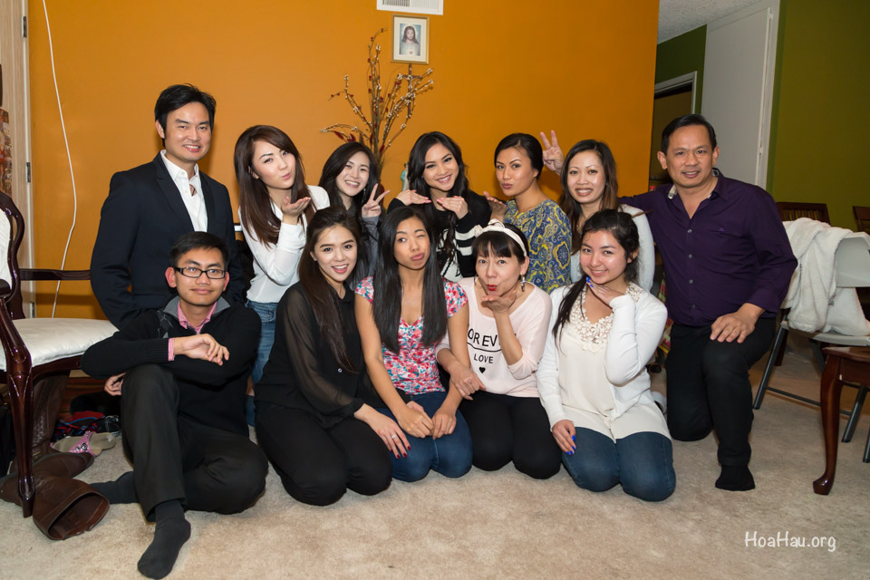 Miss Vietnam of Northern California 2015 - Pageant Committee Appreciation Dinner - Image 122