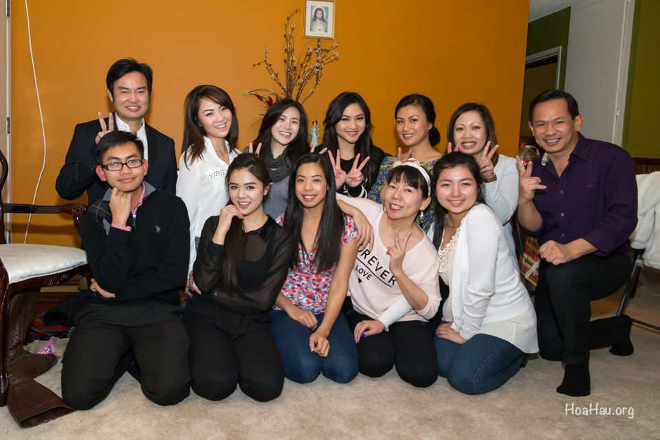 Miss Vietnam of Northern California 2015 - Pageant Committee Appreciation Dinner - Image 124