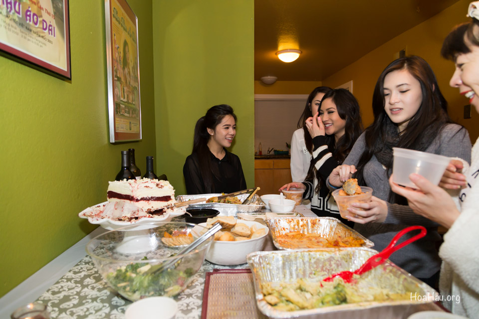 Miss Vietnam of Northern California 2015 - Pageant Committee Appreciation Dinner - Image 125