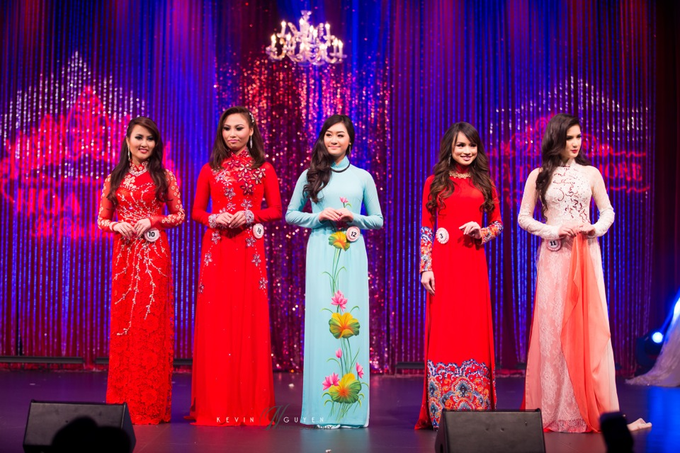 Pageant Day 2015 - Miss Vietnam of Northern California Pageant | Hoa Hậu Áo Dài Bắc Cali - Image 203