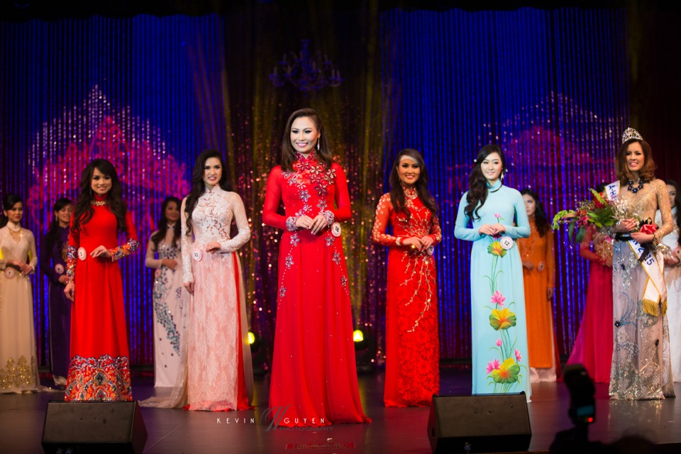 Pageant Day 2015 - Miss Vietnam of Northern California Pageant | Hoa Hậu Áo Dài Bắc Cali - Image 238