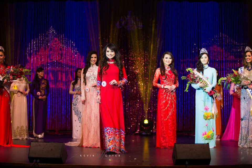 Pageant Day 2015 - Miss Vietnam of Northern California Pageant | Hoa Hậu Áo Dài Bắc Cali - Image 244