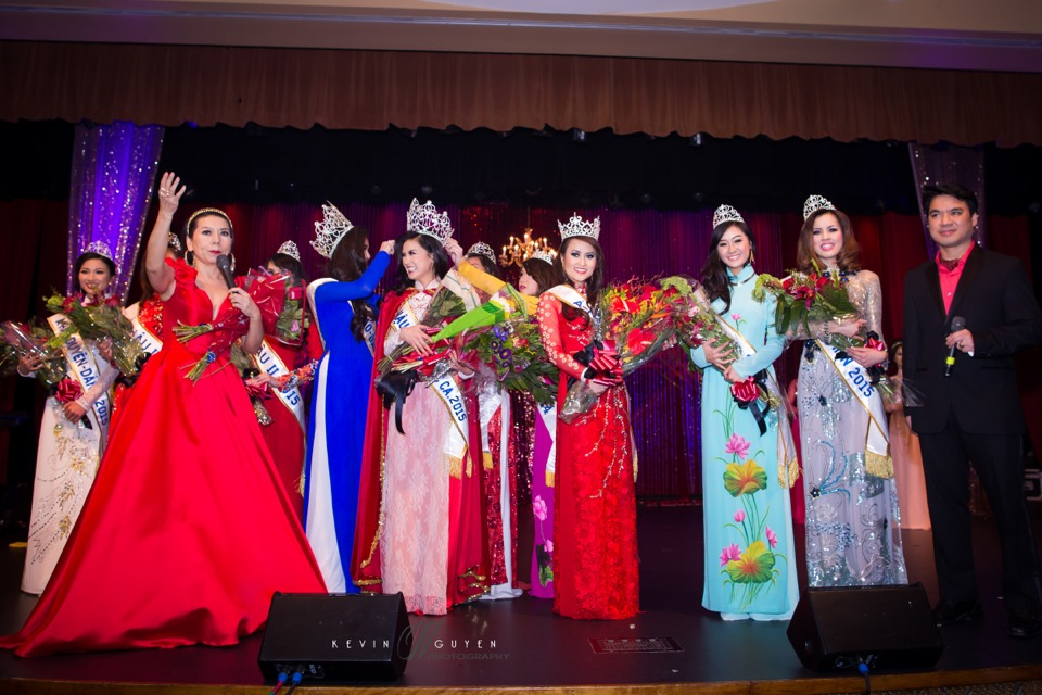 Pageant Day 2015 - Miss Vietnam of Northern California Pageant | Hoa Hậu Áo Dài Bắc Cali - Image 271