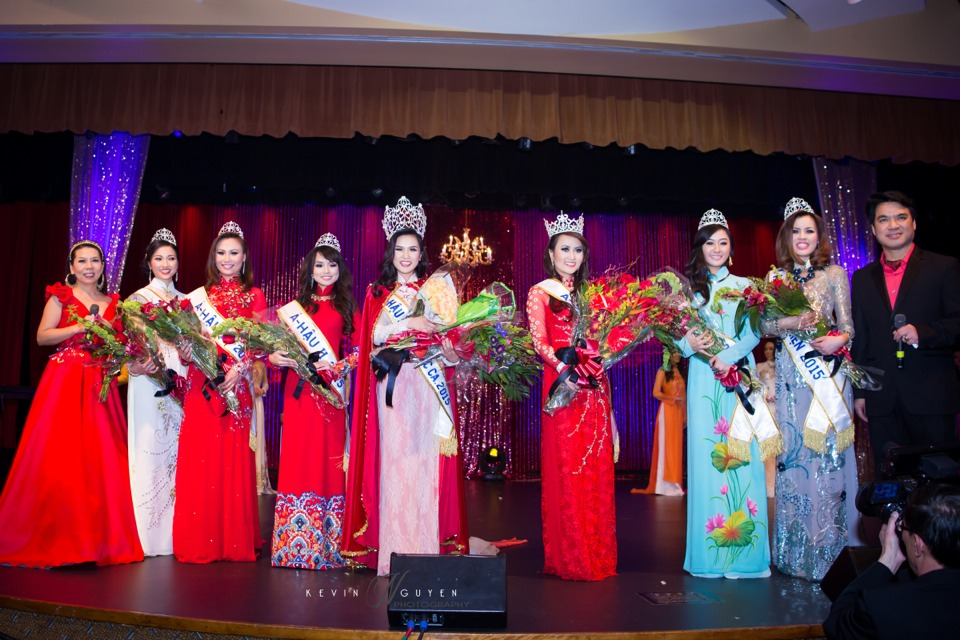 Pageant Day 2015 - Miss Vietnam of Northern California Pageant | Hoa Hậu Áo Dài Bắc Cali - Image 273
