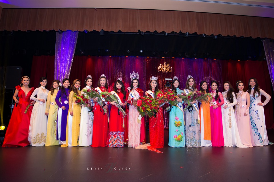 Pageant Day 2015 - Miss Vietnam of Northern California Pageant | Hoa Hậu Áo Dài Bắc Cali - Image 275