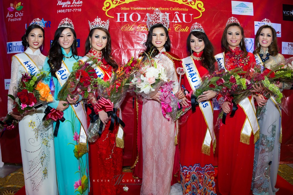 Pageant Day 2015 - Miss Vietnam of Northern California Pageant | Hoa Hậu Áo Dài Bắc Cali - Image 294