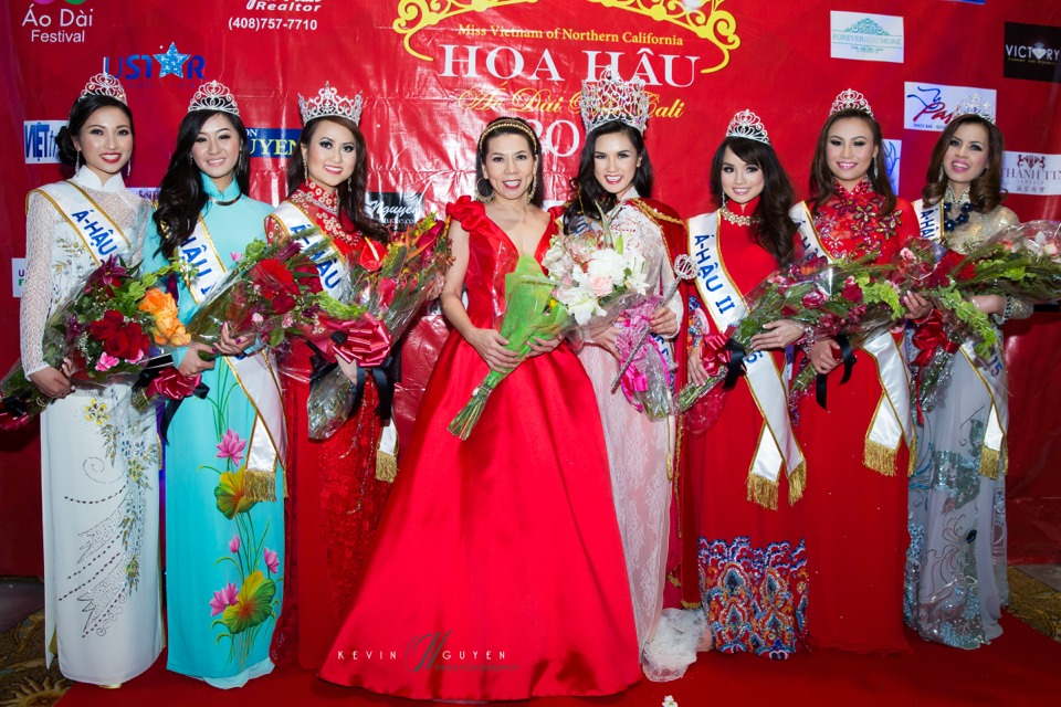 Pageant Day 2015 - Miss Vietnam of Northern California Pageant | Hoa Hậu Áo Dài Bắc Cali - Image 295