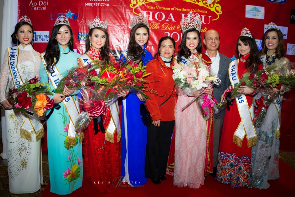 Pageant Day 2015 - Miss Vietnam of Northern California Pageant | Hoa Hậu Áo Dài Bắc Cali - Image 303