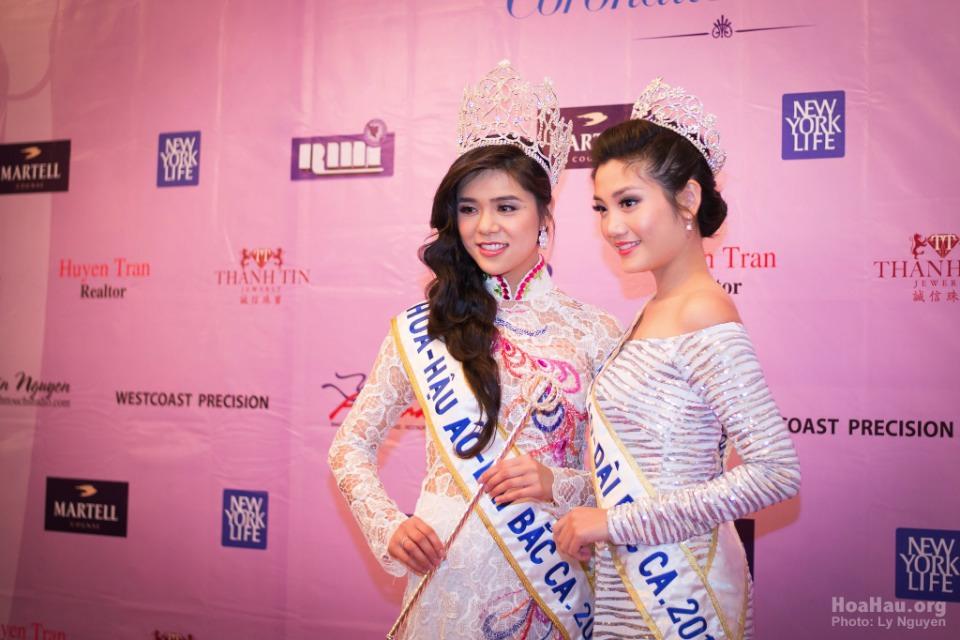 Coronation 2013 - Hoa Hau Ao Dai Bac Cali - Miss Vietnam - Image 008