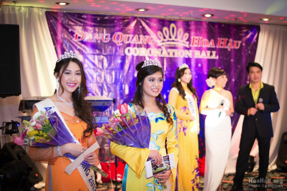 Coronation 2013 - Hoa Hau Ao Dai Bac Cali - Miss Vietnam - Image 039