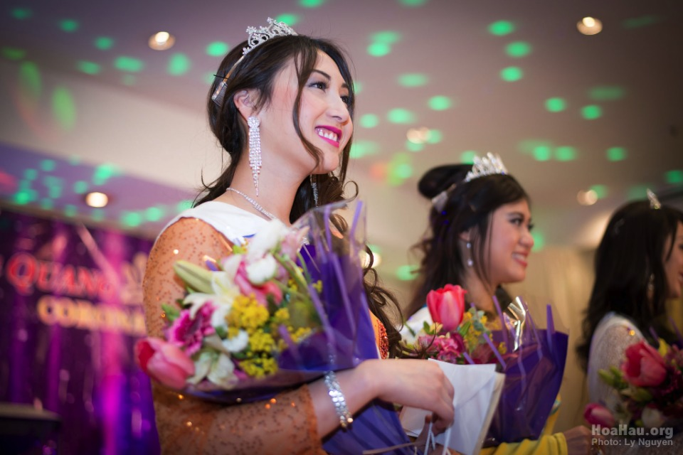 Coronation 2013 - Hoa Hau Ao Dai Bac Cali - Miss Vietnam - Image 047