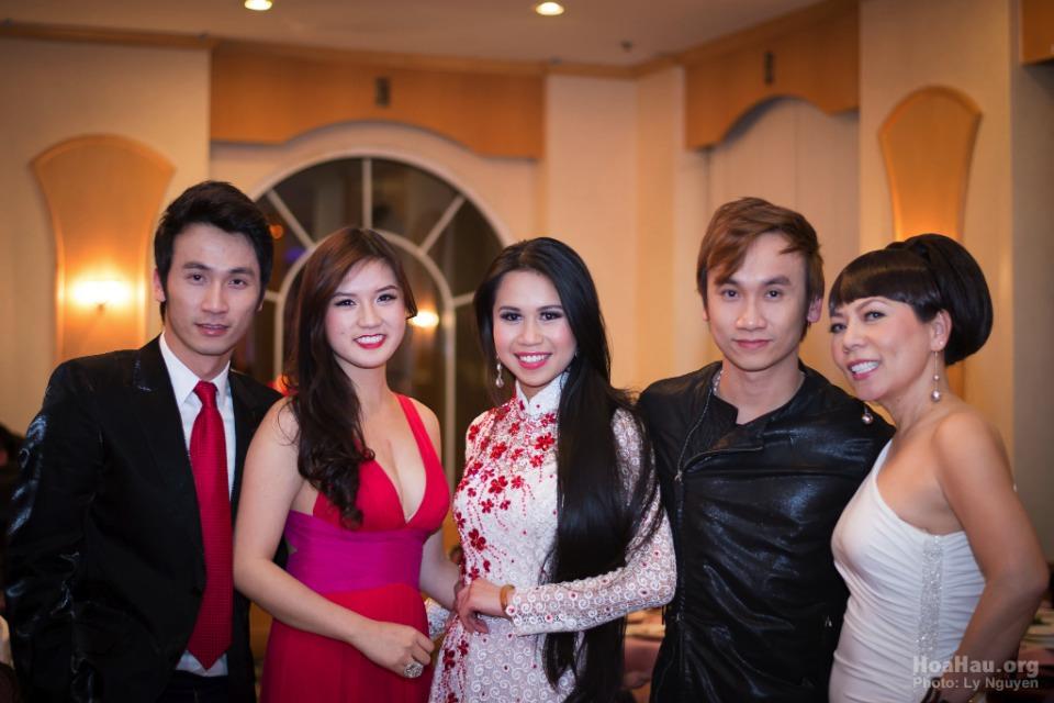 Coronation 2013 - Hoa Hau Ao Dai Bac Cali - Miss Vietnam - Image 049