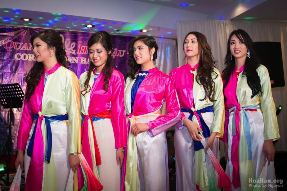 Coronation 2013 - Hoa Hau Ao Dai Bac Cali - Miss Vietnam - Image 054