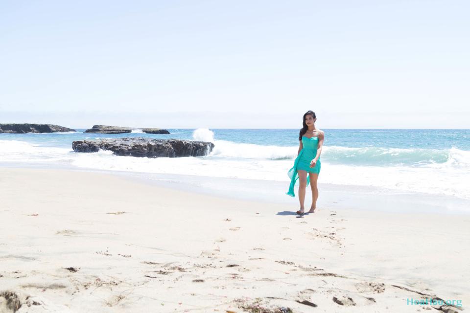 Hoa Hau Ao Dai Annual Beach Photoshoot 2013 - Santa Cruz, CA - Image 035
