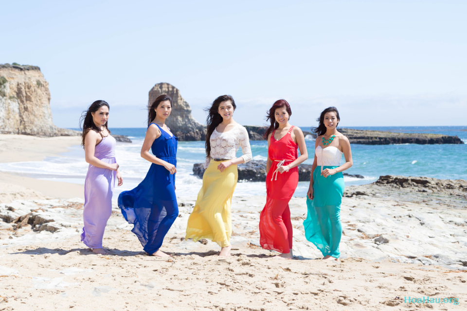 Hoa Hau Ao Dai Annual Beach Photoshoot 2013 - Santa Cruz, CA - Image 054