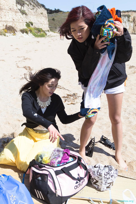 Hoa Hau Ao Dai Annual Beach Photoshoot 2013 - Santa Cruz, CA - Image 072