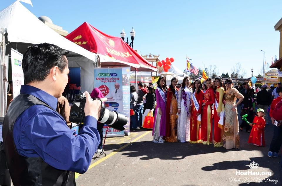 Hoa Hau Ao Dai Tet Lunar New Year 2013 - Image 052