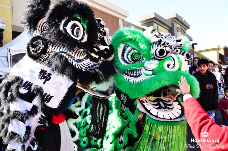 Hoa Hau Ao Dai Tet Lunar New Year 2013 - Image 078