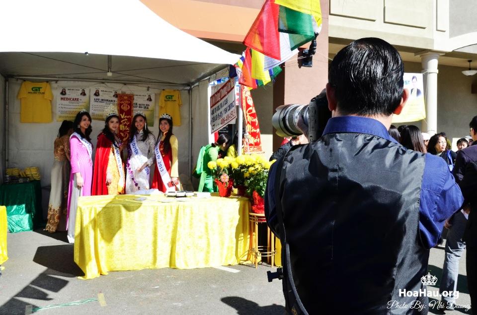 Hoa Hau Ao Dai Tet Lunar New Year 2013 - Image 087