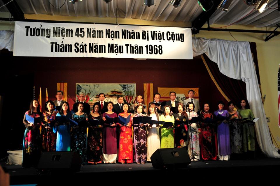 Hoi Dong Huong 2013 - Hue Association - Image 028