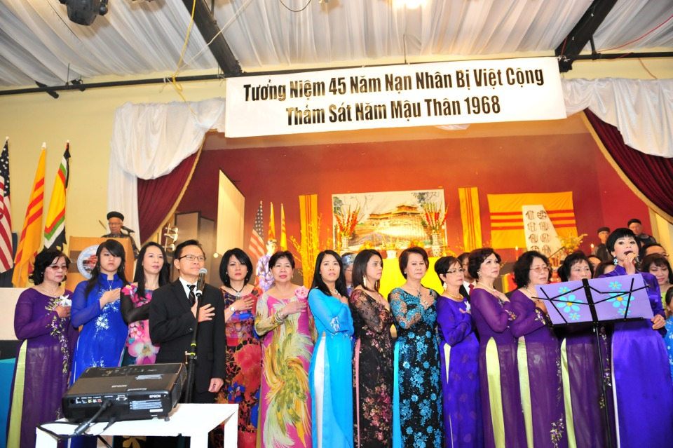 Hoi Dong Huong 2013 - Hue Association - Image 038